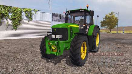 John Deere 6620 v3.0 для Farming Simulator 2013