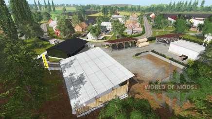 Holzhausen v1.1 для Farming Simulator 2017