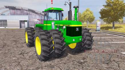John Deere 8440 для Farming Simulator 2013
