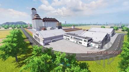 Wittenberger agrar для Farming Simulator 2013