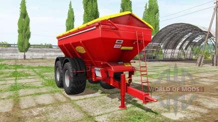 BREDAL K165 v1.1 для Farming Simulator 2017