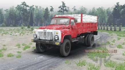 ГАЗ 53 4x4 для Spin Tires