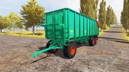 Aguas-Tenias GRAT 3-axis v2.0 для Farming Simulator 2013