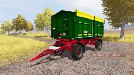 Kroger Agroliner HKD 302 v8.0 для Farming Simulator 2013