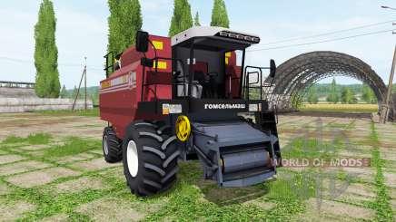 Палессе GS12 v1.2 для Farming Simulator 2017
