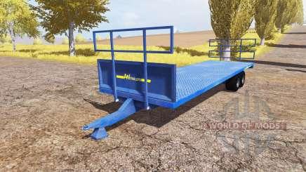 AWtrailers 12T для Farming Simulator 2013