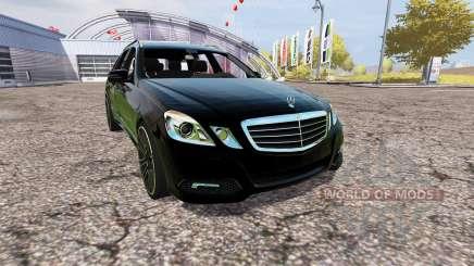 Mercedes-Benz E-Klasse Estate (S212) для Farming Simulator 2013