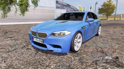 BMW M5 (F10) v2.0 для Farming Simulator 2013