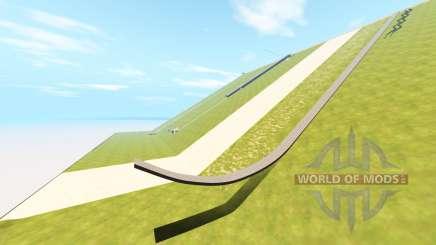 Brutal slope v2.21 для BeamNG Drive
