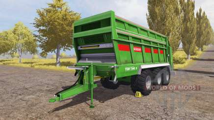 BERGMANN TSW 7340 S для Farming Simulator 2013