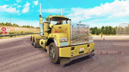 Mack Super-Liner v3.6 для American Truck Simulator