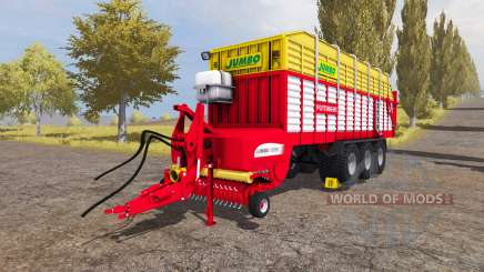 POTTINGER Jumbo 10000 Powermatic для Farming Simulator 2013