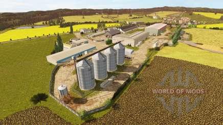 Западный регион v1.1 для Farming Simulator 2017
