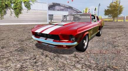 Shelby GT500 для Farming Simulator 2013