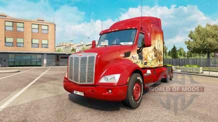 Peterbilt 579 для Euro Truck Simulator 2