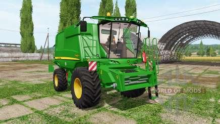 John Deere T660i v2.0 для Farming Simulator 2017