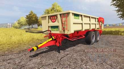 LeBoulch Gold XL K160 для Farming Simulator 2013