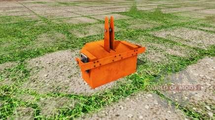 Weight для Farming Simulator 2017