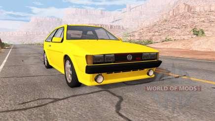 Volkswagen Scirocco GT для BeamNG Drive