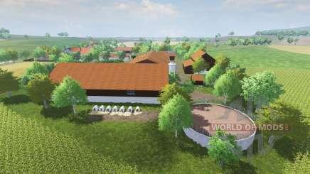 ProjectX для Farming Simulator 2013