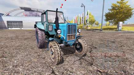 МТЗ 80 Беларус v2.0 для Farming Simulator 2013