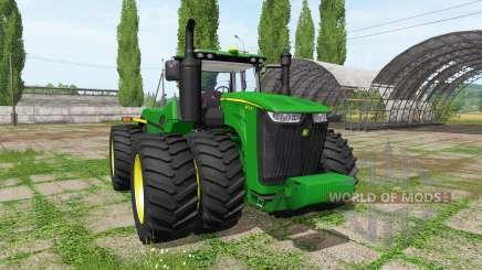 John Deere 9470R v2.0 для Farming Simulator 2017