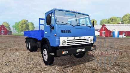 КамАЗ 5320 для Farming Simulator 2015