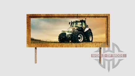 Banner для Farming Simulator 2015