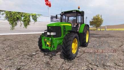 John Deere 6620 v2.0 для Farming Simulator 2013