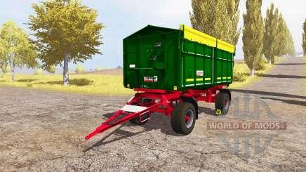 Kroger Agroliner HKD 302 v5.0 для Farming Simulator 2013