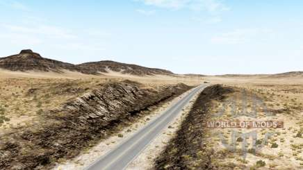 Black hills для BeamNG Drive