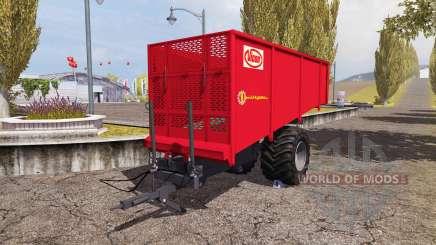 Vicon T-Rex Shuttle v1.1 для Farming Simulator 2013
