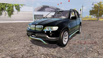 BMW X5 4.8is (E53) для Farming Simulator 2013