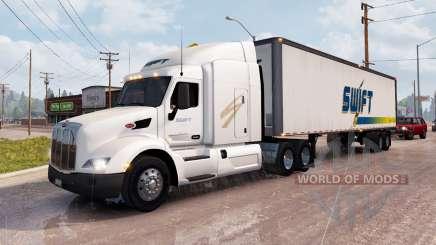 Скины для грузового трафика v1.1 для American Truck Simulator