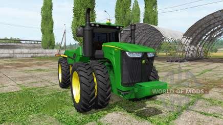 John Deere 9470R для Farming Simulator 2017