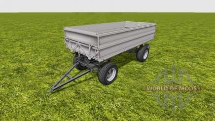 Fortschritt HW 80 для Farming Simulator 2013