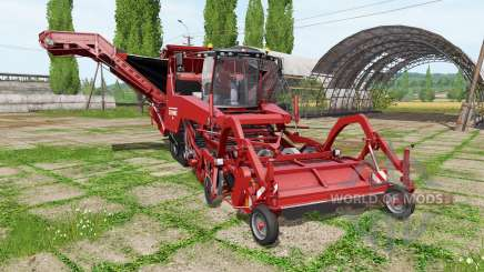 Grimme Tectron 415 v5.0 для Farming Simulator 2017