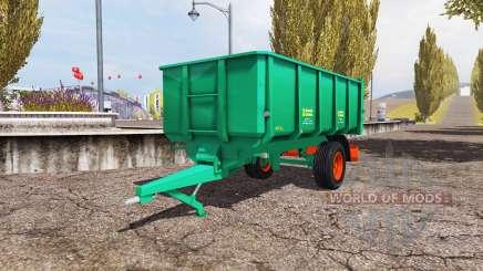 Aguas-Tenias AT v2.0 для Farming Simulator 2013