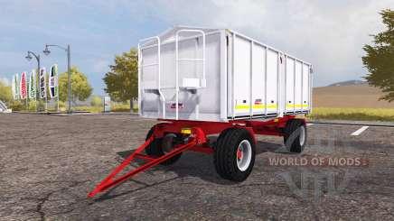Kroger Agroliner HKD 302 v1.1 для Farming Simulator 2013