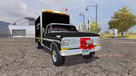 Ford F-100 для Farming Simulator 2013