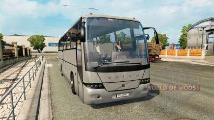 Сборник автобусов для трафика v1.3 для Euro Truck Simulator 2