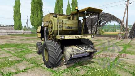 Дон 1500Б для Farming Simulator 2017