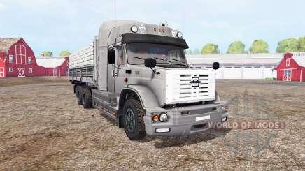 ЗиЛ 133 v1.2 для Farming Simulator 2015