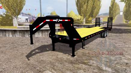 PJ Trailers FD v2.0 для Farming Simulator 2013