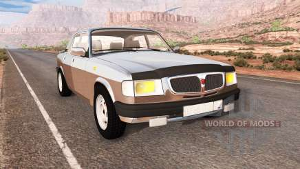 ГАЗ 3110 Волга для BeamNG Drive