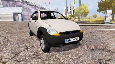 Ford Ka для Farming Simulator 2013