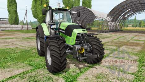 Deutz-Fahr Agrotron 7230 TTV v5.4.1 для Farming Simulator 2017