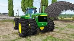 John Deere 8440 для Farming Simulator 2017