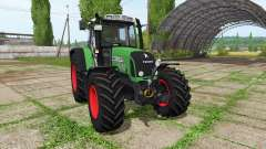 Fendt 820 Vario TMS для Farming Simulator 2017