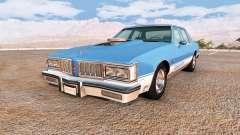 Oldsmobile Delta 88 Royale Brougham v1.5.01 для BeamNG Drive